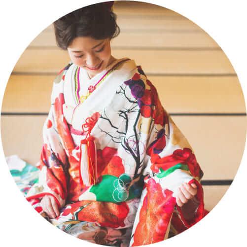 SUGISHINの衣裳サポート